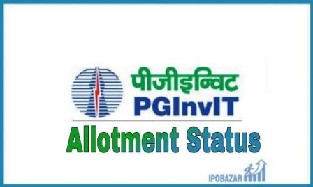 PowerGrid invIT IPO Allotment Status
