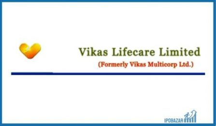 Vikas Lifecare Rights Issue Date 2021, Price, Ratio & Allotment Details