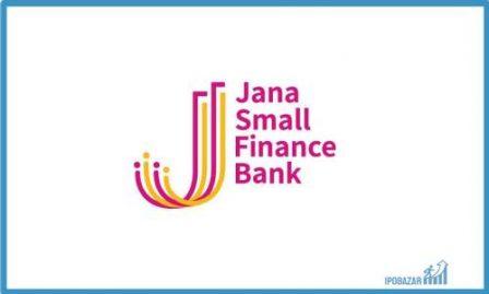 Jana Small Finance Bank IPO