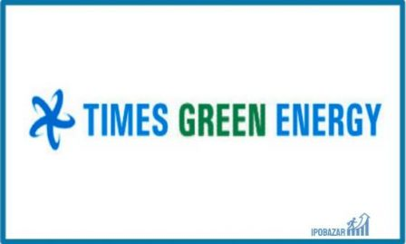 Times Green Energy IPO Dates, Review, Price, Form, Lot size, & Allotment Details 2021