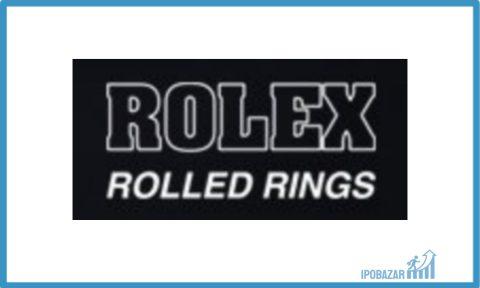 Rolex Rings IPO